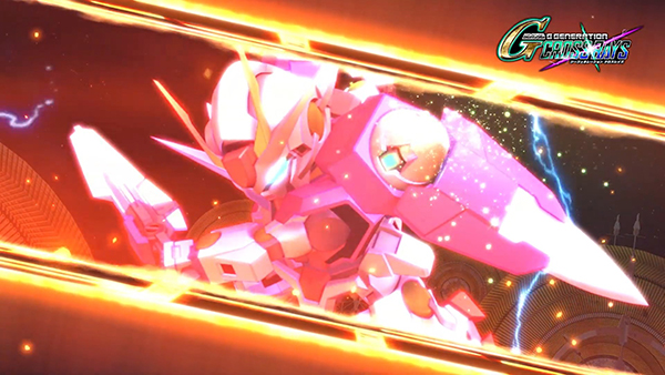 SD Gundam G Generation Cross Rays (5)