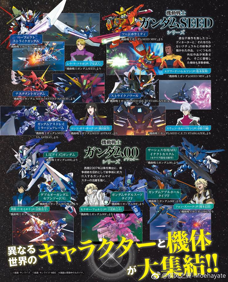 SD Gundam G Generation Cross Rays  Update (10)