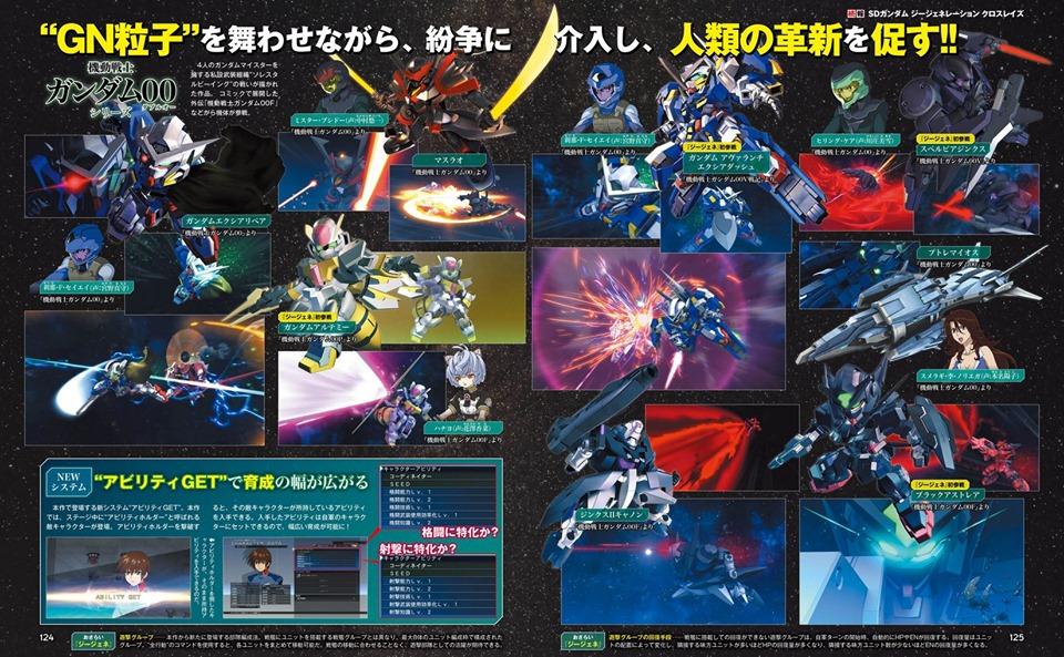 SD Gundam G Generation Cross Rays  Update (6)