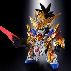 SD SANGOKU SOKETSUDEN Liu Bei Unicorn Gundam (1)