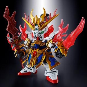 SD SANGOKU SOKETSUDEN Zhang Fei God Gundam (1)