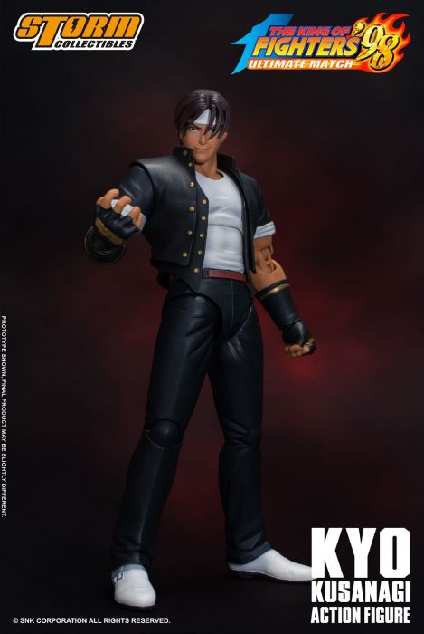 THE KING OF FIGHTERS '98 ULTIMATE MATCH KYO KUSANAGI (1)