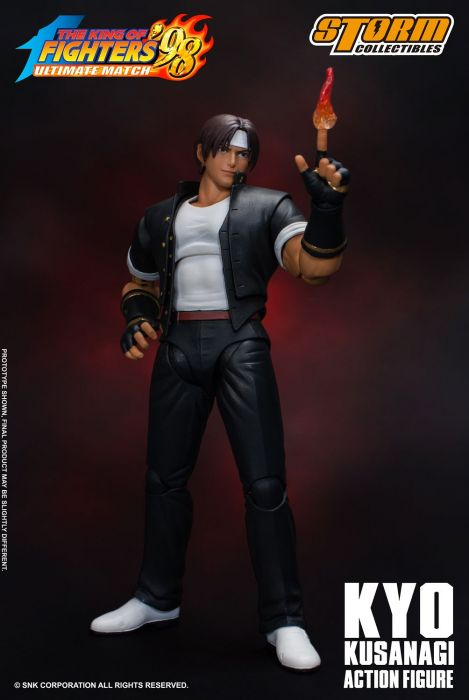 THE KING OF FIGHTERS '98 ULTIMATE MATCH KYO KUSANAGI (11)