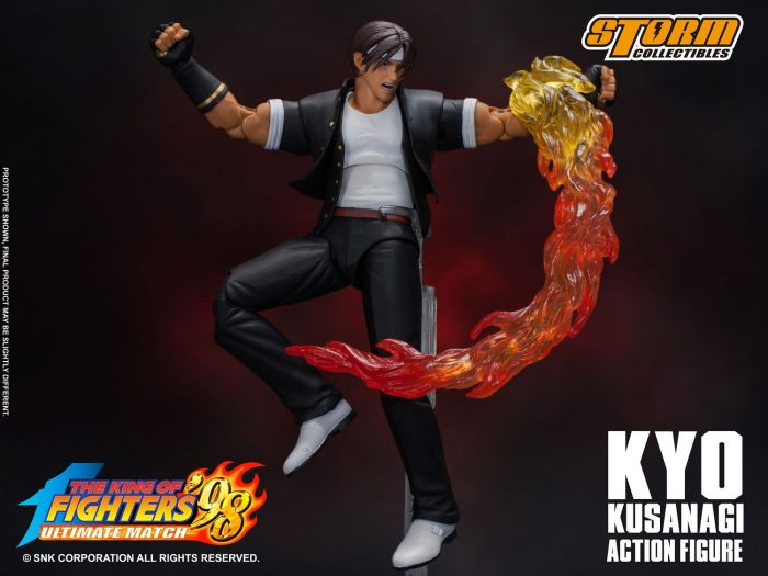 THE KING OF FIGHTERS '98 ULTIMATE MATCH KYO KUSANAGI (6)