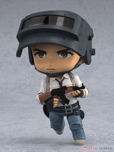 Nendoroid The Lone Survivor (PVC Figure) (1)