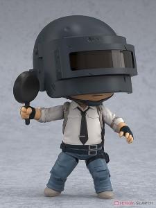 Nendoroid The Lone Survivor (PVC Figure) (3)