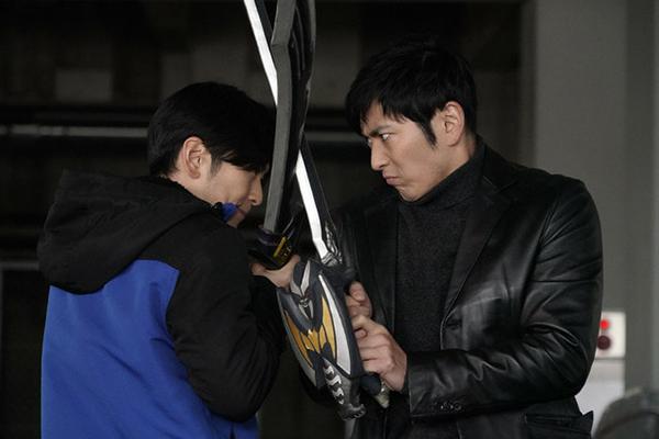 Rider Time  Kamen Rider Ryuki (3)