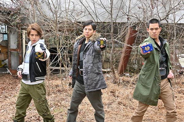 Rider Time  Kamen Rider Ryuki (5)