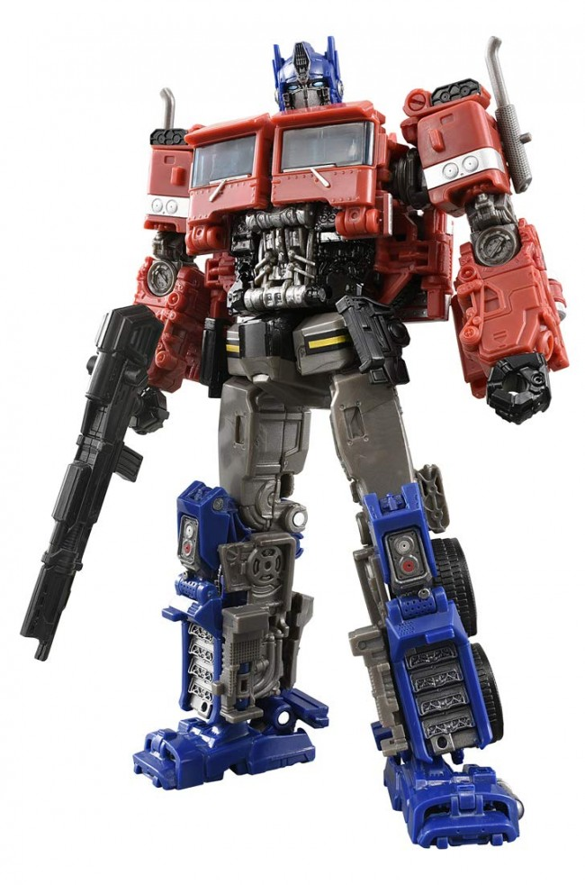 SS-30 TRANSFORMERS STUDIO SERIES OPTIMUS PRIME (2)
