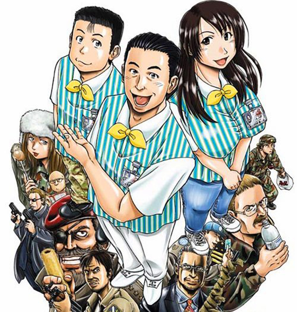 10anime manga special working (2)