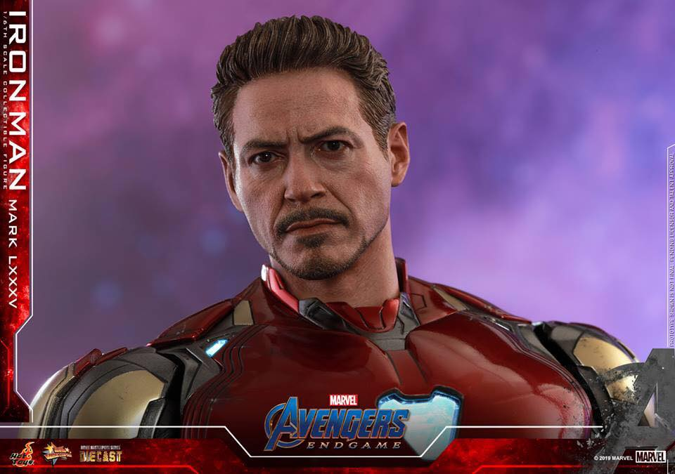 HOT TOYS  Iron Man Mark LXXXV (Avengers Endgame)  (14)