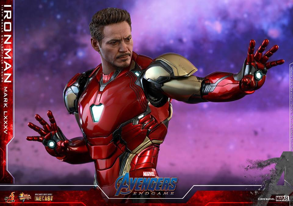 HOT TOYS  Iron Man Mark LXXXV (Avengers Endgame)  (8)