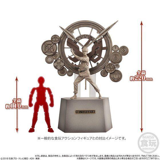 Masked Rider ZI-O Tokiwa Sougo Statue (4)