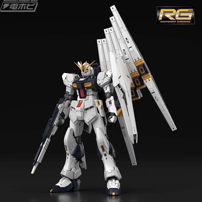 RG  1144 RX-93 nu Gundam  (18)