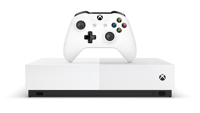 Xbox One S All-Digital Edition (2)
