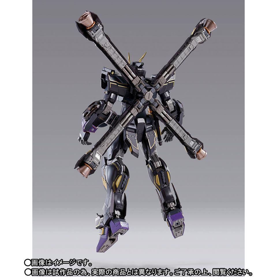 [ MetalBuild ] Gundam Crossbone X-2 (10)