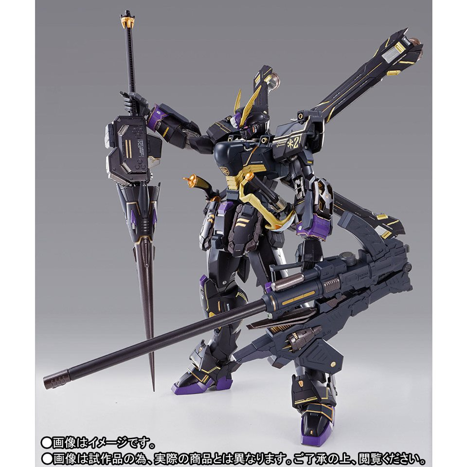 [ MetalBuild ] Gundam Crossbone X-2 (2)