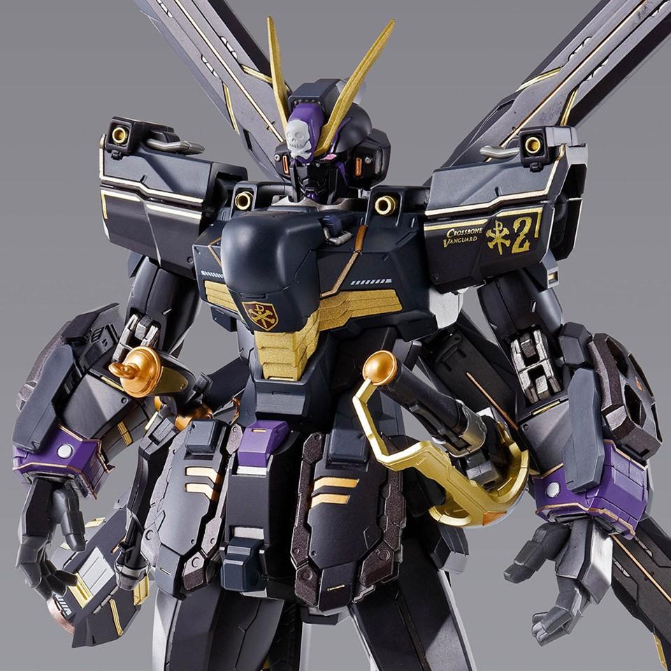 [ MetalBuild ] Gundam Crossbone X-2 (3)