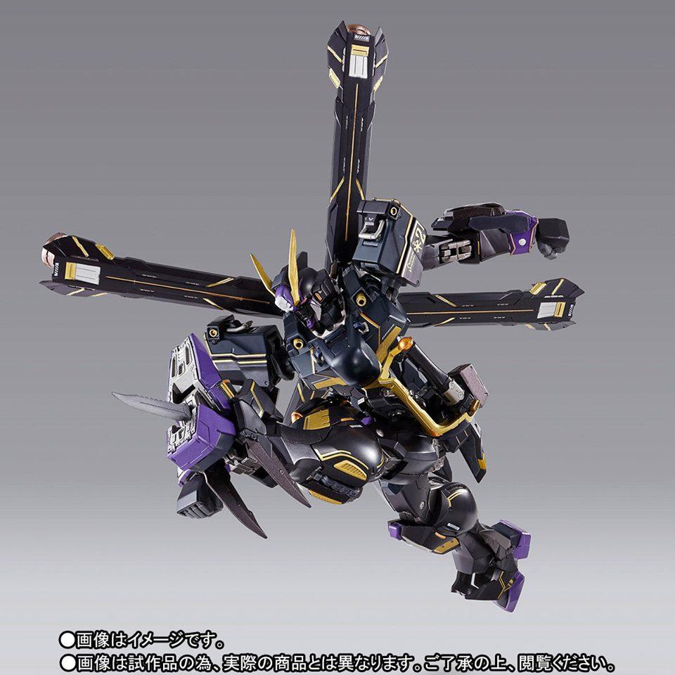 [ MetalBuild ] Gundam Crossbone X-2 (5)