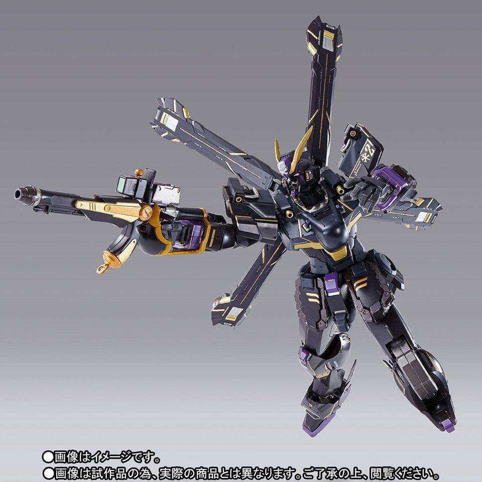 [ MetalBuild ] Gundam Crossbone X-2 (7)