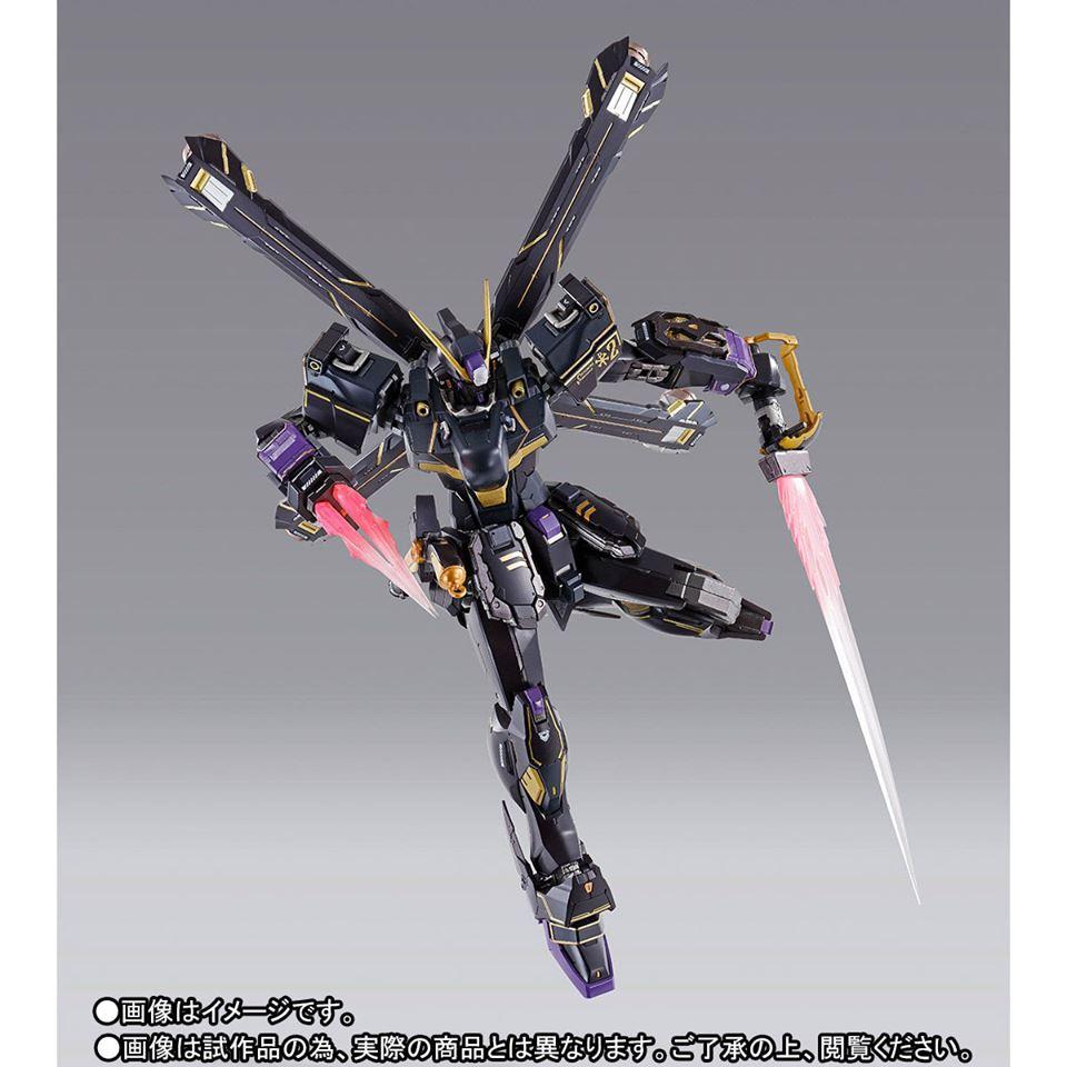 [ MetalBuild ] Gundam Crossbone X-2 (8)