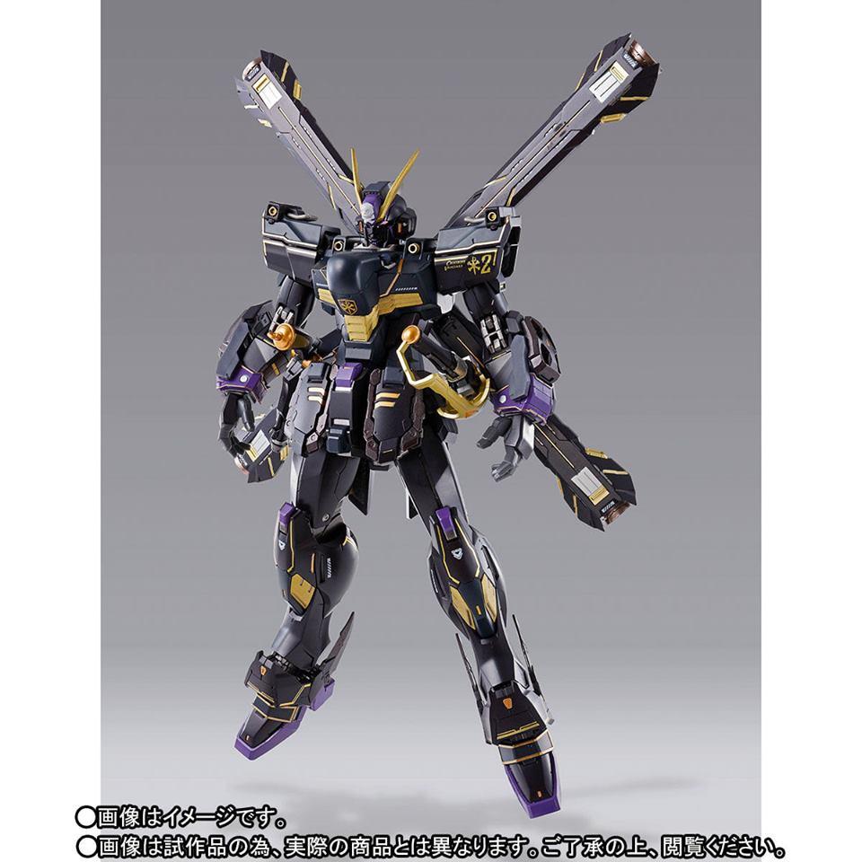 [ MetalBuild ] Gundam Crossbone X-2 (9)