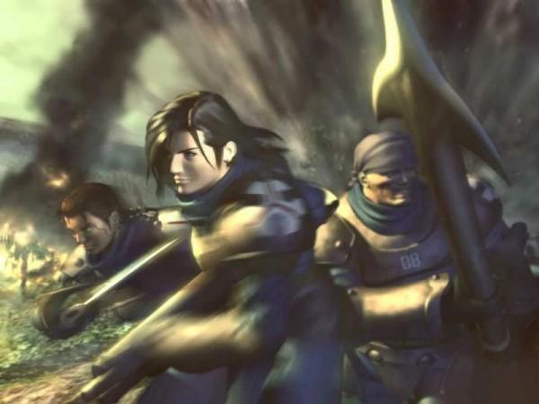 FINAL FANTASY VIII Remastered –   E3  2019 (19)