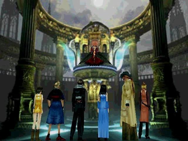 FINAL FANTASY VIII Remastered –   E3  2019 (21)