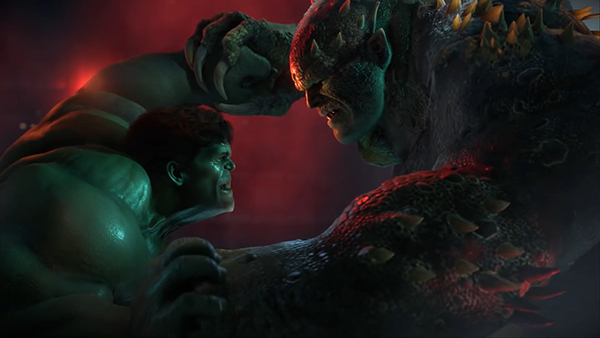 Marvel's Avengers A-Day Trailer E3 2019  (16)