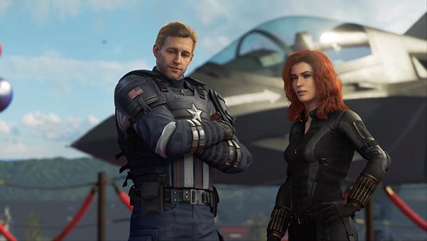 Marvel's Avengers A-Day Trailer E3 2019  (3)