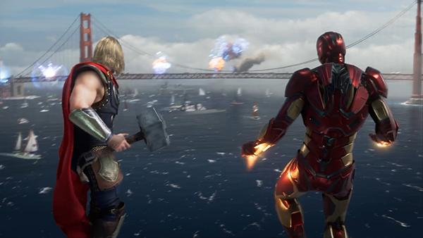 Marvel's Avengers A-Day Trailer E3 2019  (6)