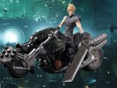 Play Arts Kai Cloud Strife & Hardy Daytona ป