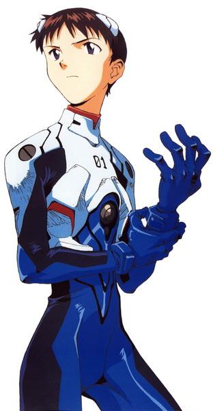Evangelion (5)