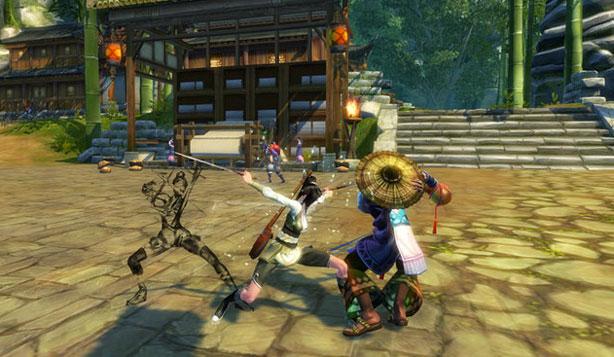 swordsman-online pvp (2)