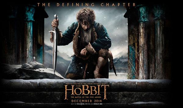 The Hobbit 3 สงคราม 5 ทัพ [รีวิว/เรื่องย่อ/ตัวละคร] : Metal Bridges  แหล่งร่วมข้อมูลข่าวสาร เกมส์ การ์ตูน ของเล่น หนัง อุปกรณ์ ไอที