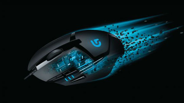 Logitech G402 Hyperion Fury Gaming Mouse [สเปค/ราคา/วิธีเซ็ต