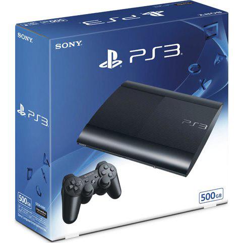 ps3 console super slim 500gb price