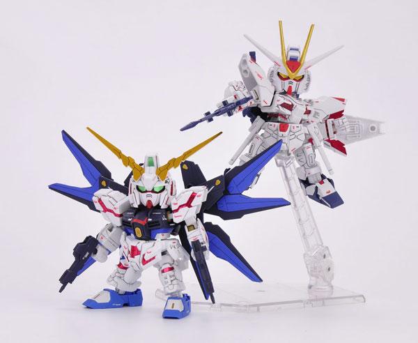 SD Gundam EX-Standard : Strike Freedom Gundam [แกะกล่อง/ต่อ