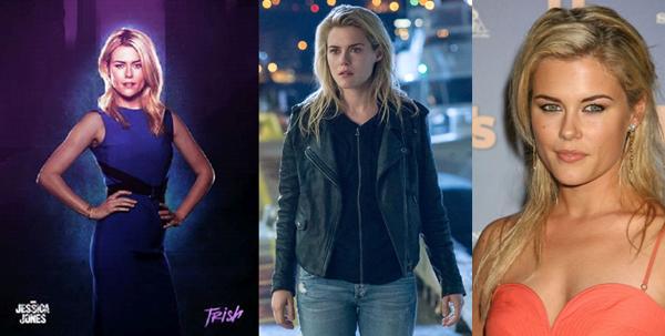 "Jessica Jones-Tv_Series-Marvel-Netflix-Character-Patricia ""Trish"" Walker-Rachel Taylor"