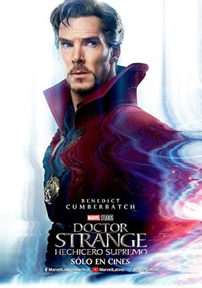 Dr.Stranger (Benedict) - Poster