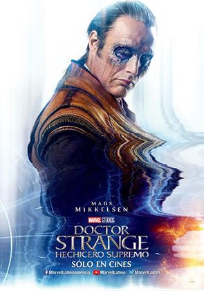 Dr.Stranger (Mads) - Poster