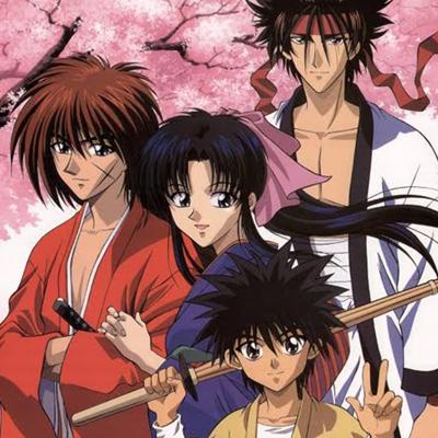 Rurouni Kenshin - anime90