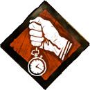 borrowed time perk