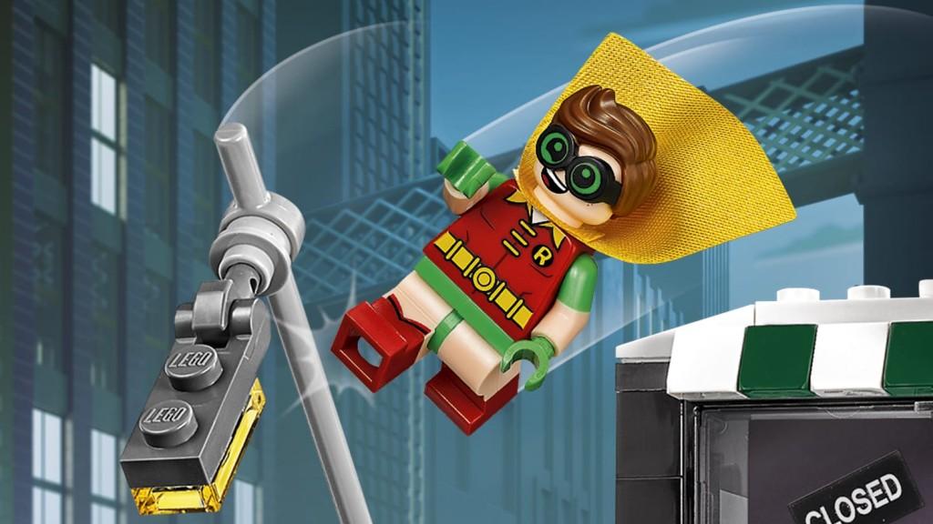 รีวิว The LEGO Batman Movie (2017) เดอะ เลโก้ แบทแมน มูฟวี่
