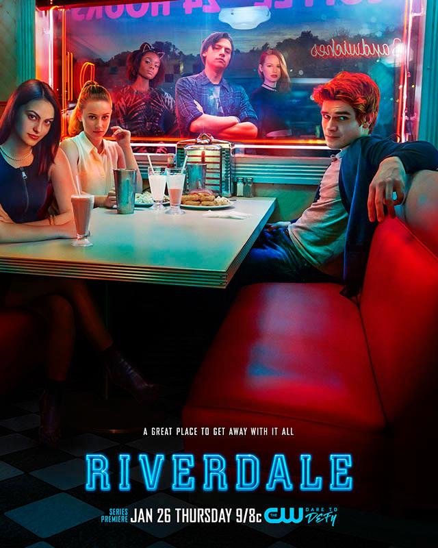 Riverdale series 2017