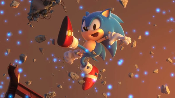 SONIC FORCES  (9)