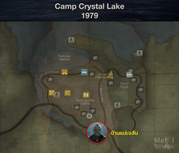 Friday the 13th The Gamemap0002