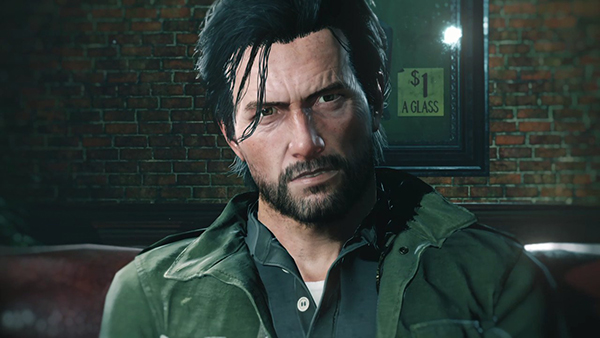 The Evil Within 2 Story 1