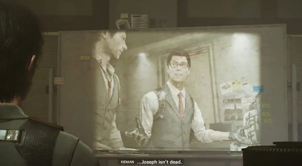 The Evil Within 2 Story EX3