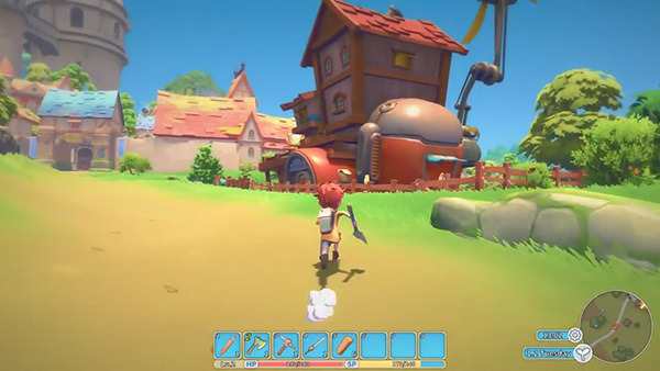 My Time at Portia - Alpha Trailer (10)